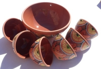 Navarra 6+1 Bowl Set C