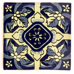 10.5cm Handpainted Tile - 30*