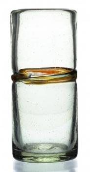 Hi-Ball Glass - Multi Stripe