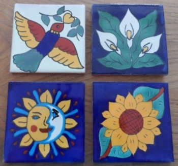 Coaster Set 5 - Summer