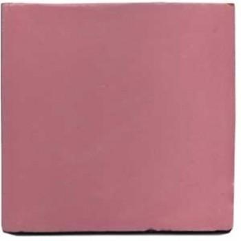 08 - Rosa - 10.5cm Handpainted Tile