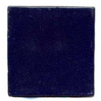 22 - Indigo - 10.5cm Handpainted Tile