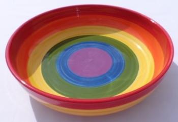 Salou 31cm Salad Bowl