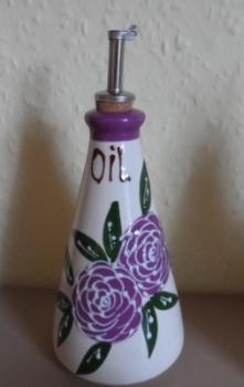 Grazalema 17cm Conica Olive Oil Bottle