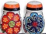 Salt and Pepper Pots - Pontevedra