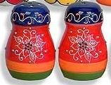 Salt and Pepper Pots - Malaga