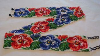 Hand-beaded Belt 2