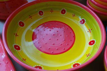 Valladolid 31cm Salad Bowl