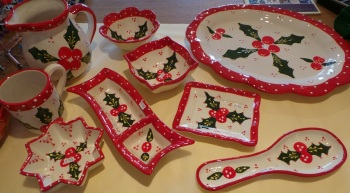 Christmas Holly Range