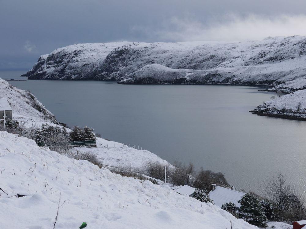 snow loch odhairn 2