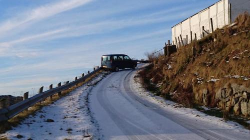 m1 car ice