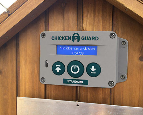 Chicken Guard Automatic Door Opener