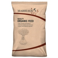 Marriages Organic Layers Pellets