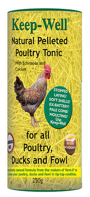 Keep-Well for Poultry 250g
