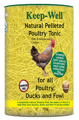 Keep-Well for Poultry 750g