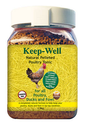 Keep-Well for Poultry 1.5kg