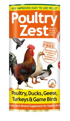 Poultry Zest 500g