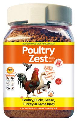 Poultry Zest 4kg