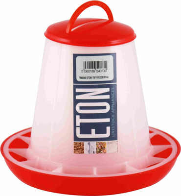 Eton 1kg robust plastic feeder