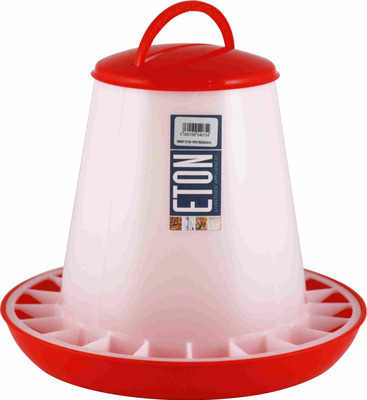 Eton 6kg robust plastic feeder