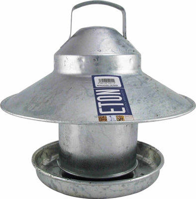 Galvanised Covered Feeder 5lb (2.2kg)