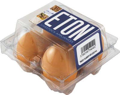 Rubber Nest Egg - Bantam/Pheasant size