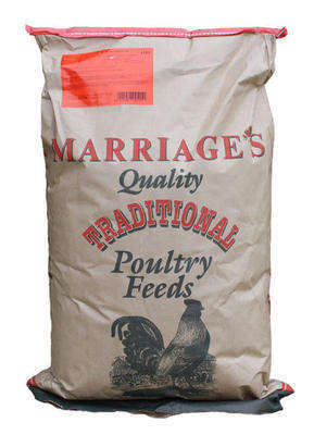 Marriages Growers Pellets