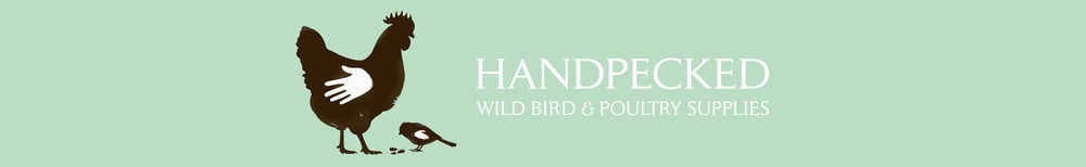 Handpecked, site logo.