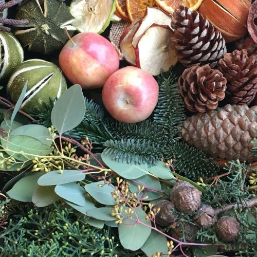 Christmas Wreath Workshops, Monday 09/12/19, 10am