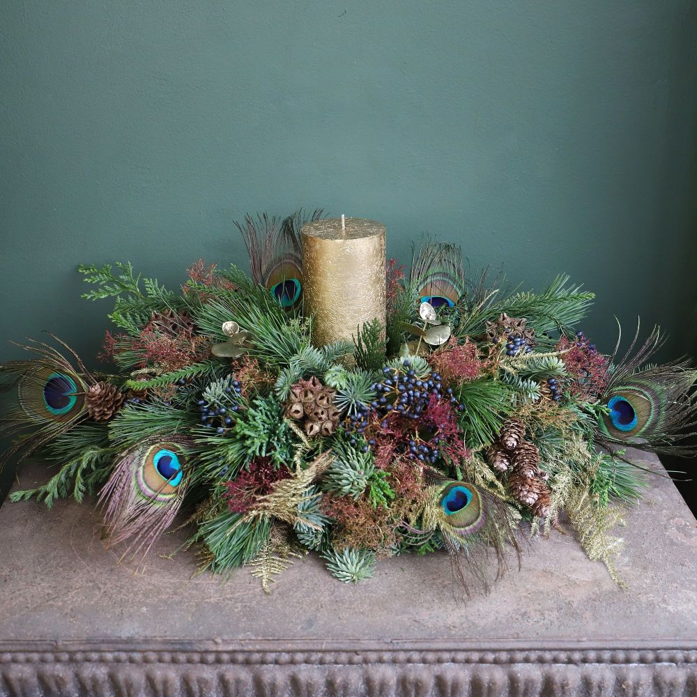 Gustav Table Centerpiece  - 3 sizes available