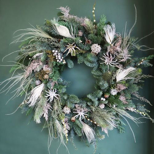 Northern Lights Door Wreath - 3 sizes available