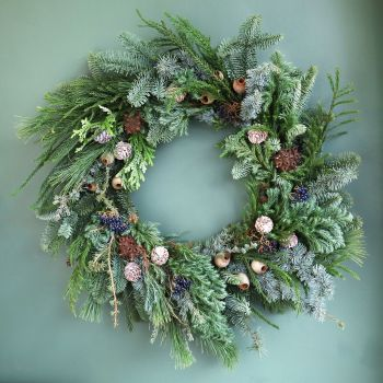 o. Forest Walk  Door Wreath - 2 sizes available