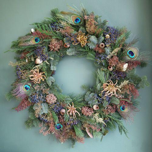 Gustav Door Wreath - 3 sizes available