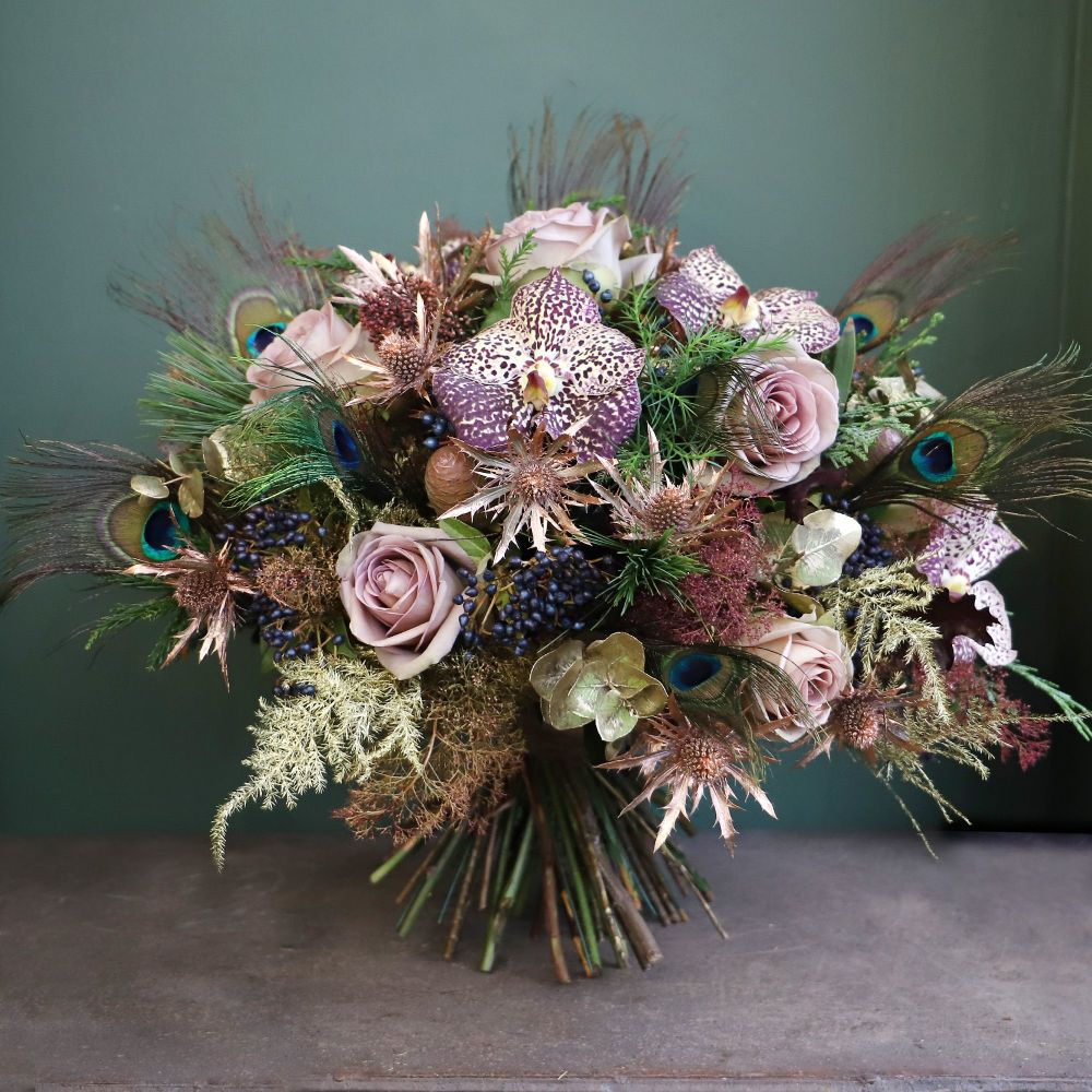 Gustav Hand-Tied Bouquet - 3 sizes available