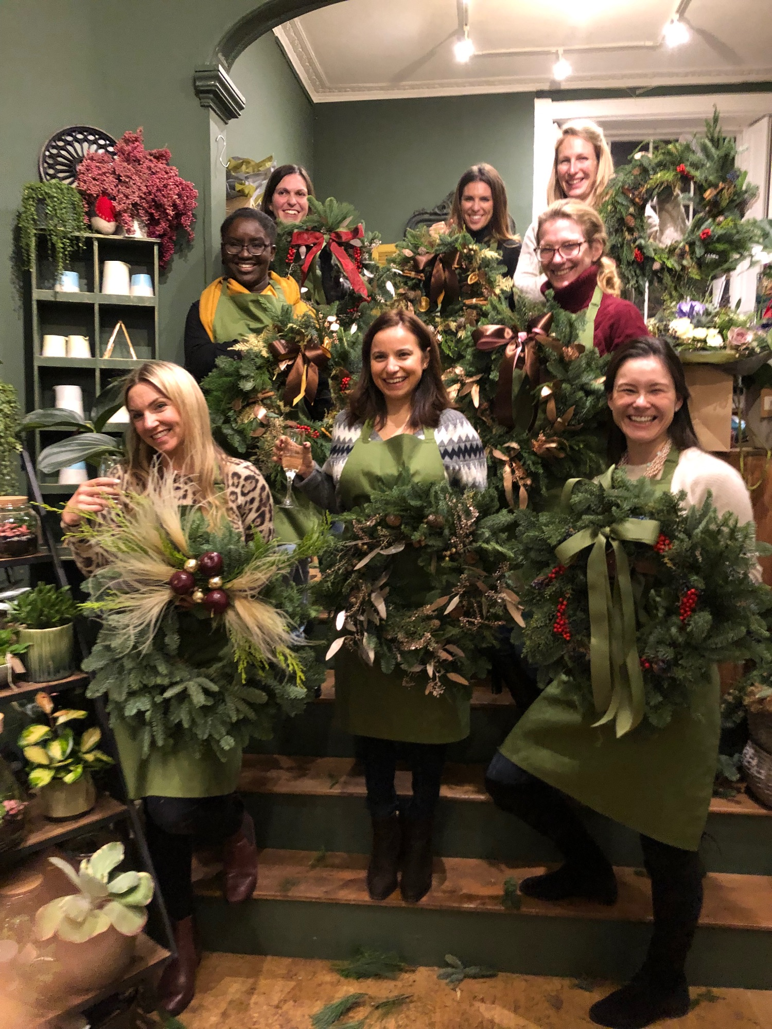 NCT Wreath Workshop