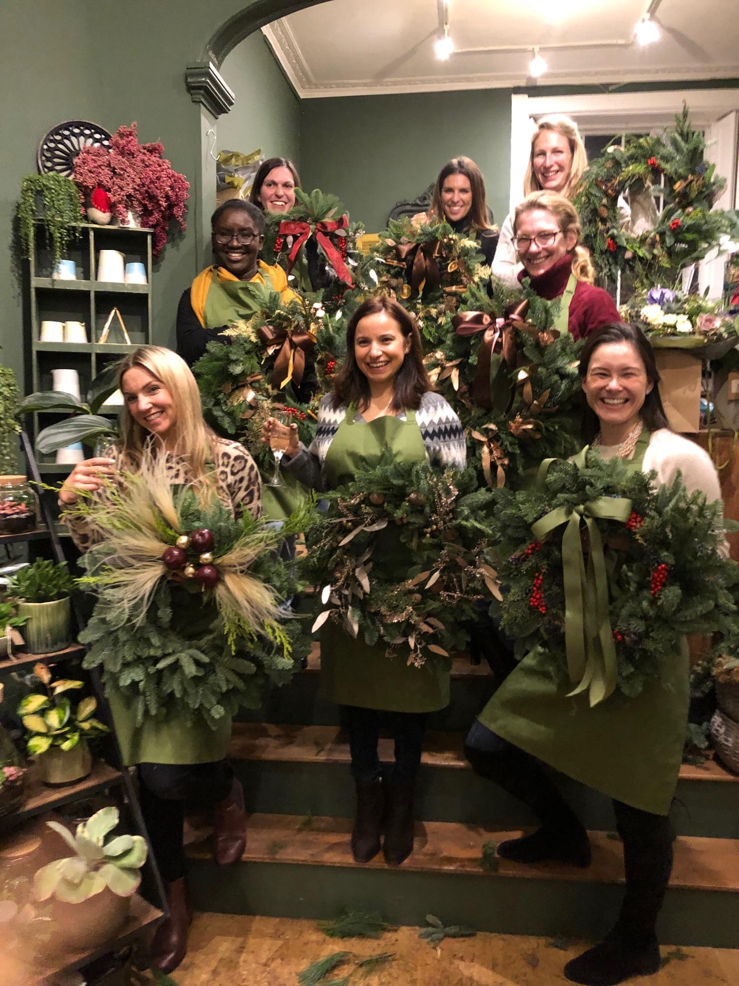 NCT Wreath Workshop