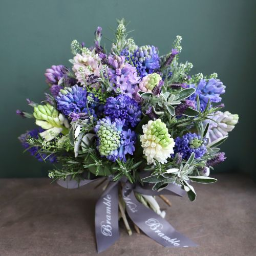 6. Hyacinth Bouquet