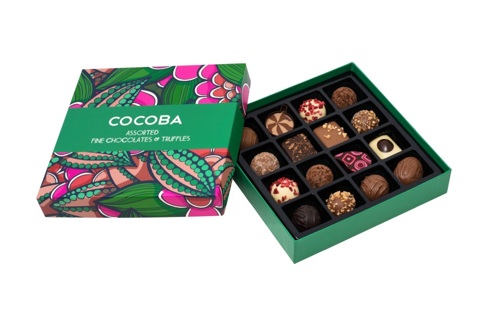 X1. COCOBA Chocolates