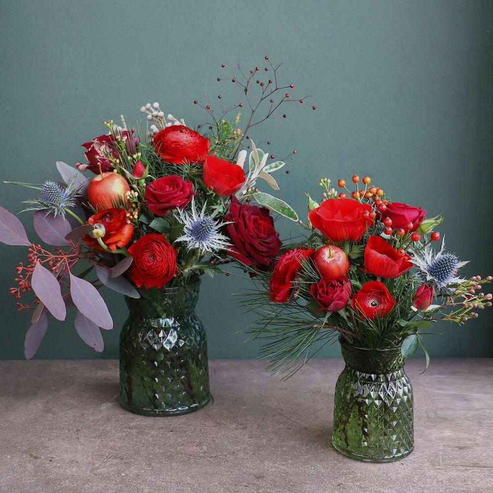 Set of Jars - Red