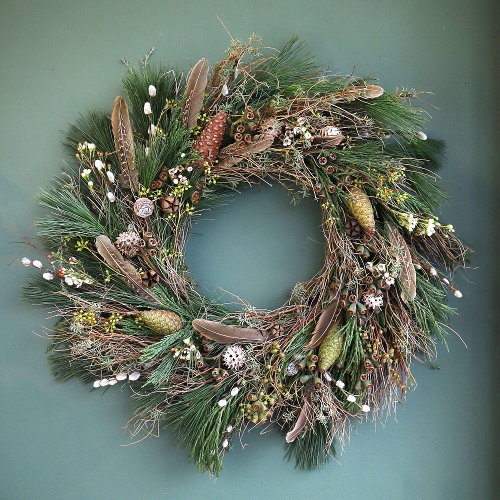 The Hedgerow Wreath