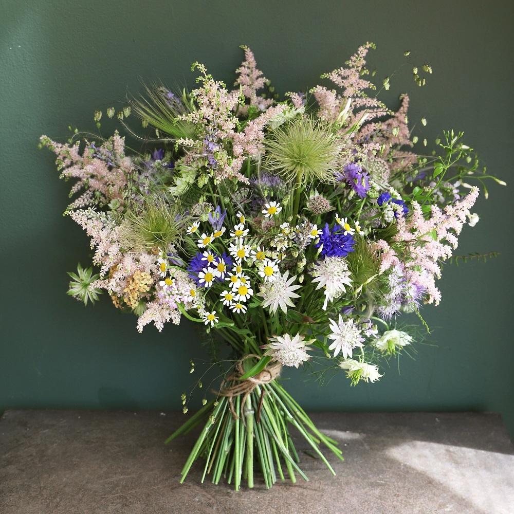 3. Seasonal Wild Flower Mix