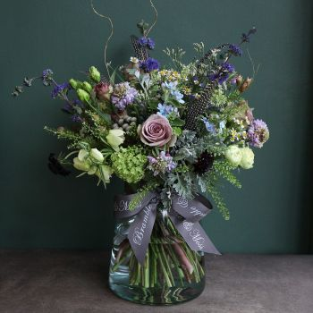1. The Forager (vase included)