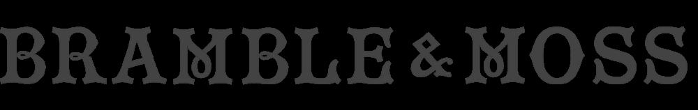 Bramble & Moss, site logo.