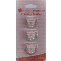 Woodware Replacement Blades pk of 3 Pinking/Scallop & Victorian bd232de