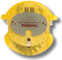 WOODWARE TRIMMER BLADE - PINKING