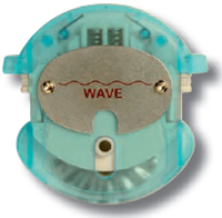 WOODWARE TRIMMER BLADE - WAVE