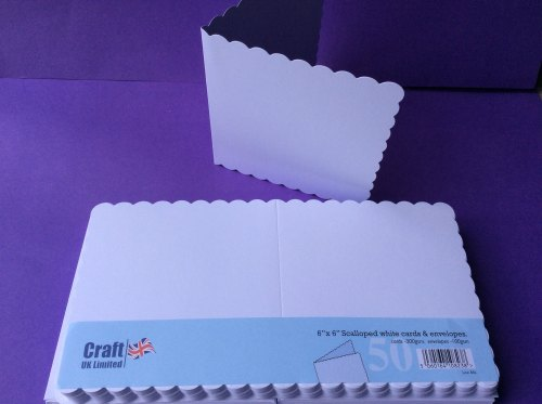 Card & Envelope pk 6x6