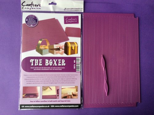 Crafters Companion The Boxer   185716