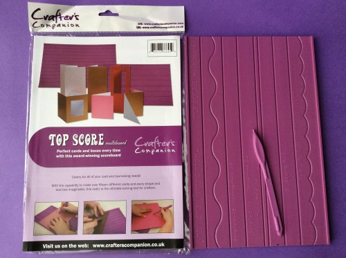 Crafters Companion Top Score multiboard