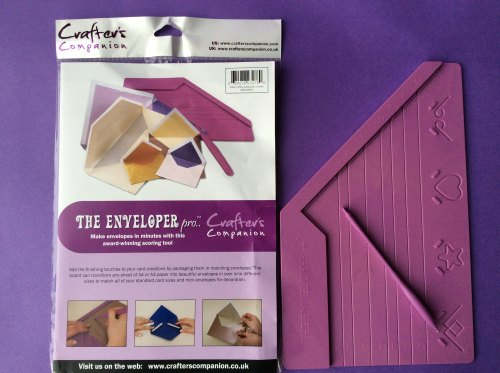 Crafters companion- The Enveloper pro
